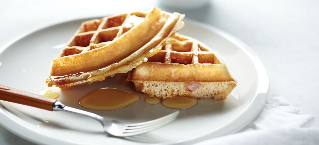 Unique & Delicious Ways to use your Waffle Iron